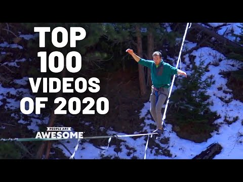 Top 100 Videos of 2020 | People Are Awesome | Best of the Year - UCIJ0lLcABPdYGp7pRMGccAQ