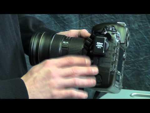 Videorecenze Nikon D4 tělo