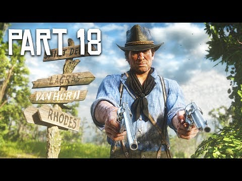 Red Dead Redemption 2 Gameplay Walkthrough, Part 18!! (RDR 2 PS4 Gameplay) - UC2wKfjlioOCLP4xQMOWNcgg