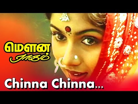 Chinna Chinna Vanna Kuyil... | Tamil Evergreen Movie | Mouna Ragam | Movie Song - UCT_1TPMXMR3HPN8BTm8Kvxg