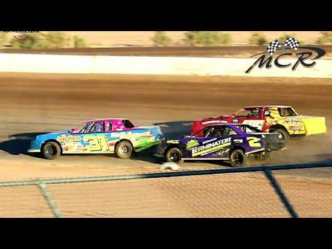 Millard County Raceway IMCA Stock Car Main Event 6/12/21 - dirt track racing video image