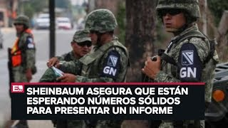 Disminuyen delitos por presencia de Guardia Nacional en CDMX