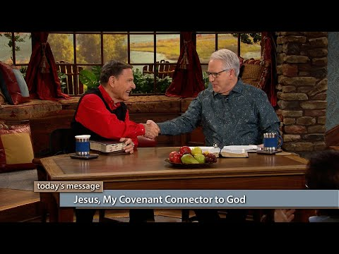 Jesus, My Covenant Connector to God