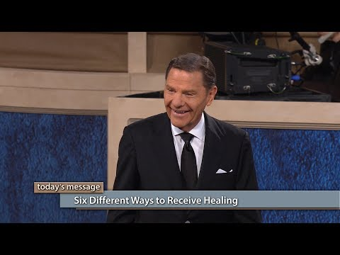 Six Different Ways to Receive Healing