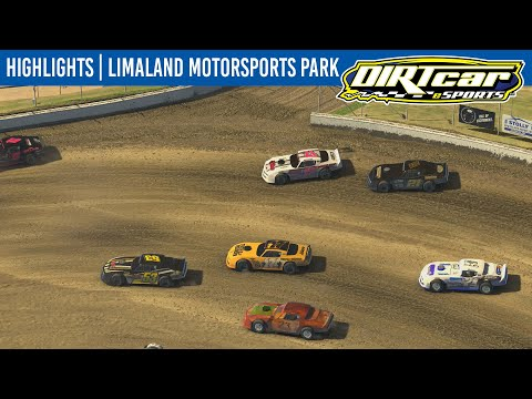 DIRTcar eSports Street Stocks Limaland Motorsports Park May 5, 2021 | HIGHLIGHTS - dirt track racing video image