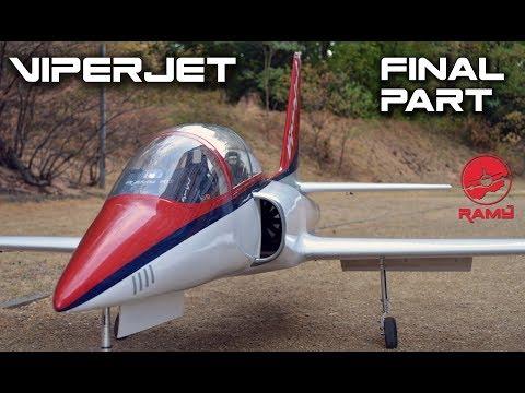 VIPERJET MK2 RC airplane build video by Ramy RC, Part 2 FINAL - UCaLqj-d_p8iuUfda5398igA