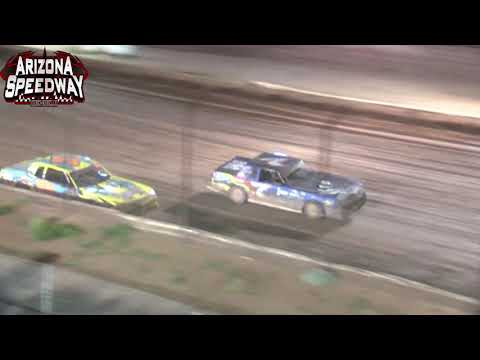 Az Speedway  IMCA Stock Car Main   9.18.21 - dirt track racing video image