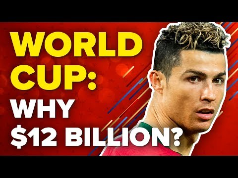 How Much Does the World Cup Cost? - UCfdNM3NAhaBOXCafH7krzrA
