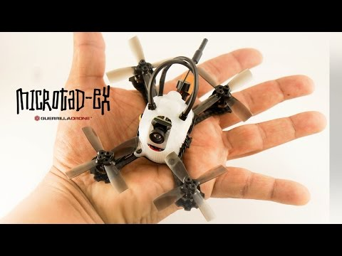 MicroTad EX Brushless 90 - Build and MAIDEN - UCJOOrTSuKKao0At0SujXjbw