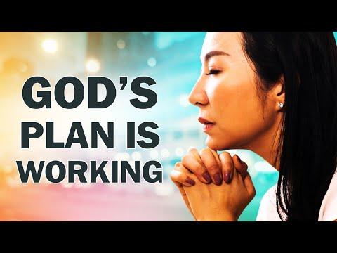 GOD'S PLAN IS WORKING - JEREMIAH 29 - MORNING PRAYER