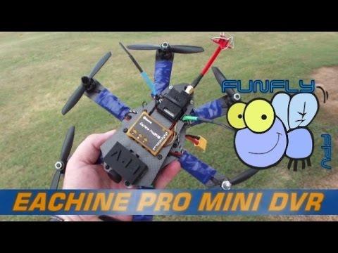 Eachine Mini DVR Pro - UCQ2264LywWCUs_q1Xd7vMLw