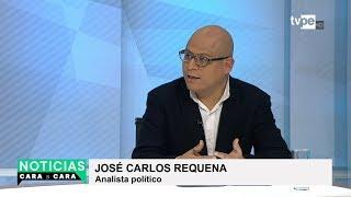 """Crisis política: """"El que golpee primero va a ganar"""", sostiene José Carlos Requena"""