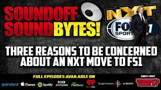 Three Reasons To Be CONCERNED About NXT Move To FS1