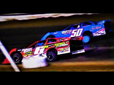 7-10-21 Late Model Feature Thunderbird Raceway - dirt track racing video image