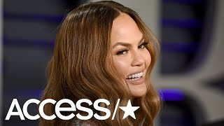 Chrissy Teigen Geeks Out During Her First Visit To A Public Library In 23 Years