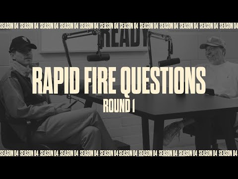 RAPID FIRE QUESTIONS - ROUND 1  Battle Ready - S04E14