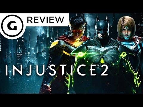 Injustice 2 Review - UCbu2SsF-Or3Rsn3NxqODImw