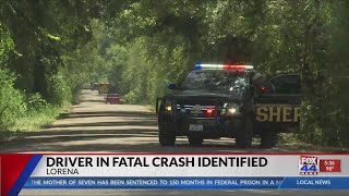Gravel truck crash victim identified as Mart man