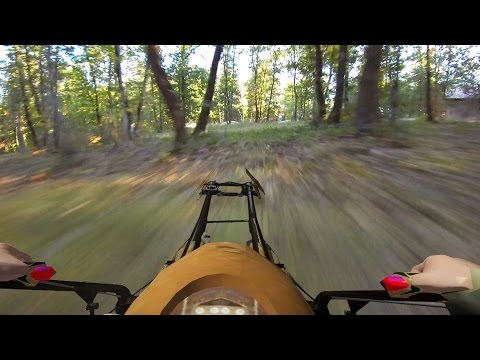 STAR WARS FPV - Speeder Bike Racing On Wood - UCs8tBeVbqcKhS-GAX_HtPUA