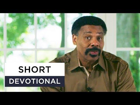 How to Pray In Jesus' Name - Tony Evans Devotional