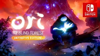 Ori and the Blind Forest - Announcement Trailer - Nintendo Switch (Only Music)