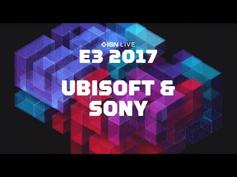 E3 2017: Ubisoft & Sony Press Conferences Plus Gameplay Interviews - IGN LIVE - UCKy1dAqELo0zrOtPkf0eTMw