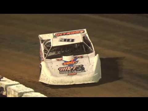 Make-Up Date for World Championships from Dec 28th. Winner #60 Dalton Hood. - dirt track racing video image