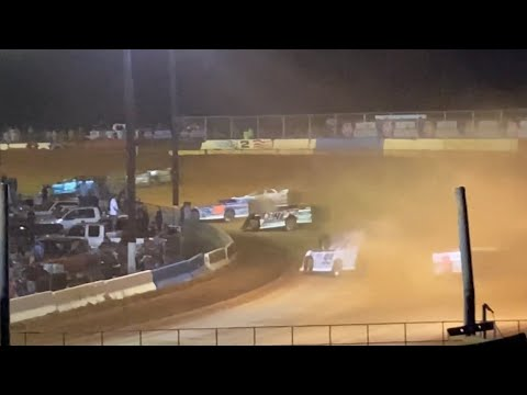 9/2/2021 Last Chance Show Downs World of Outlaw's Late Models Cherokee Speedway - dirt track racing video image