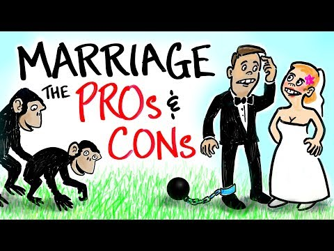 The PROS vs CONS of Marriage - UC1KmNKYC1l0stjctkGswl6g