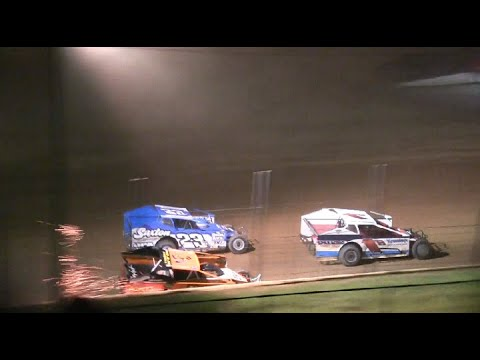 Big Diamond Speedway Modified's From 7-23-21 - dirt track racing video image
