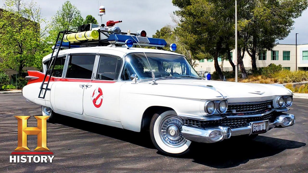Barrett-Jackson LIVE in Las Vegas | June 2021 Auction for Movie & TV Cars | History