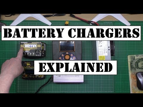 Battery charger explanation as easy as possible - UC4fCt10IfhG6rWCNkPMsJuw