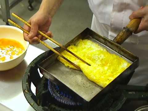 Deep fried ice cream aka tempura ice cream recipe how to make japanese omelette ccuart Choice Image