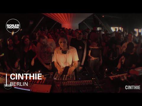 House: Cinthie Boiler Room Berlin DJ Set - UCGBpxWJr9FNOcFYA5GkKrMg
