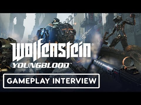 Wolfenstein: Youngblood Brings Tons of New Elements To The Series - IGN LIVE | E3 2019 - UCKy1dAqELo0zrOtPkf0eTMw