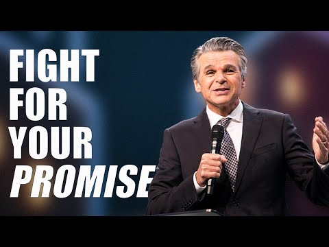 Fight For Your Promise  Pastor Jentezen Franklin