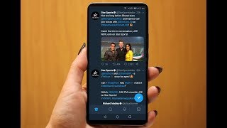 Enable Automatic Dark Mode for Twitter (Automatic at Sunset)
