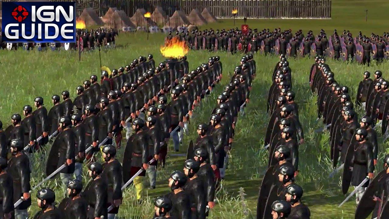 лучшая армия аттила тотал вар посмотреть