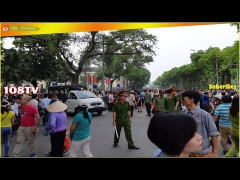Thousands Protest in Vietnam Over Proposed SEZ Concessions[108Tv]
