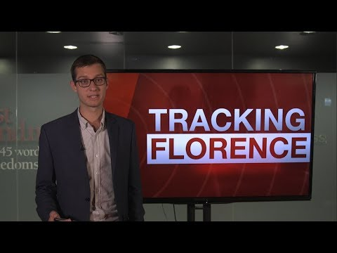 ENN: Tropical Storm Florence Special Report | September 14, 2018
