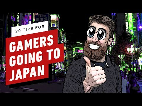 20 Essential Travel Tips for Gamers Going to Japan [2019] - UCKy1dAqELo0zrOtPkf0eTMw
