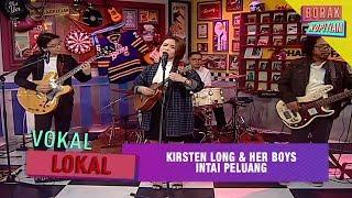 Vokal Lokal: Kirsten Long & Her Boys Intai Peluang | Borak Kopitiam (6 Julai 2019)