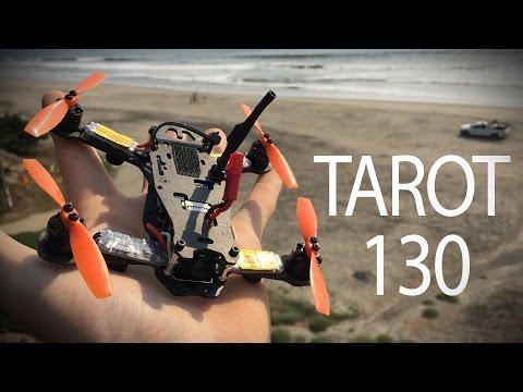 Review | Tarot 130 FPV Quad - UCcIbMAd5E6cOaJRuIliW9Lw