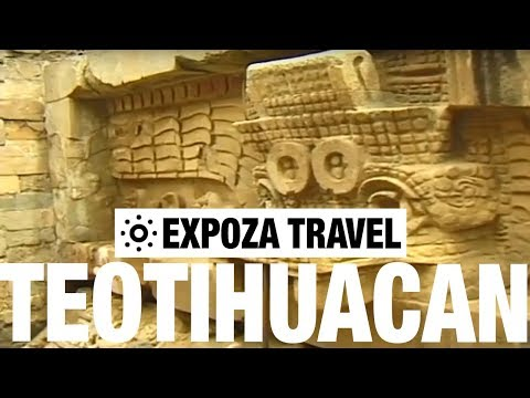 Teotihuacan Vacation Travel Video Guide