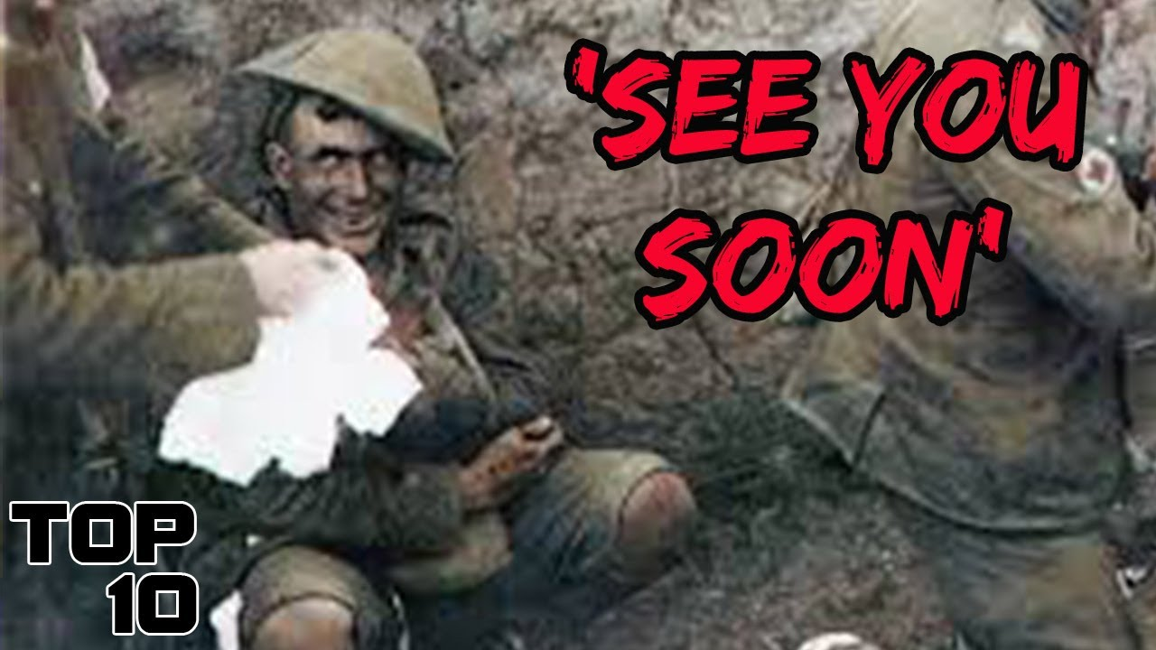 Top 10 Haunting Last Words Heard By Soldiers