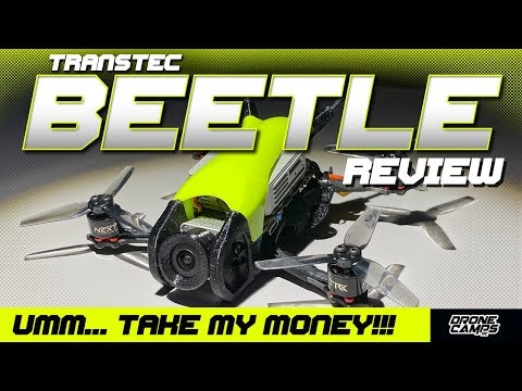 "TAKE MY MONEY! - DJI TransTEC Beetle 2 5"" Digital Fpv Quad - THE COMPLETE REVIEW - UCwojJxGQ0SNeVV09mKlnonA"
