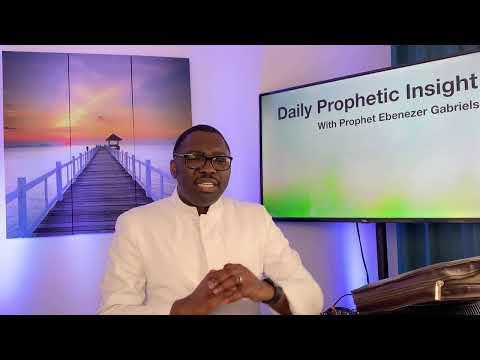 Prophetic Insight Mar 15th, 2021