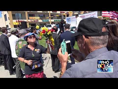 Gặp lại cựu luật sư dân oan Bùi Kim Thành tung tăng ca hát trên phố Bolsa