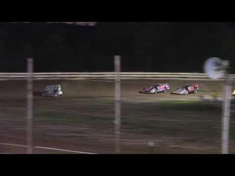 Hummingbird Speedway (7-10-21): Swanson Heavy Truck Repair Semi Late Model Feature - dirt track racing video image