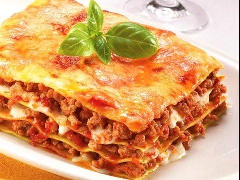 Easy Beef Lasagna | One Pot Chef - UCYvqEiyy1pr5Sel8OtEuoeQ